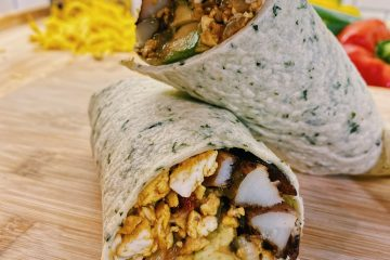 Breakfast Burritos that will make you want to get out of bed