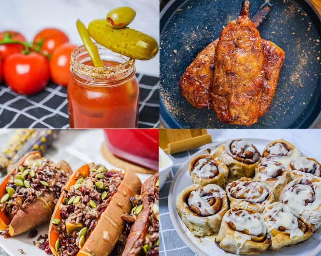 Best Vegan Thanksgiving Dinner