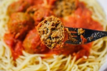 Beyond Meat Meatballs Recipe