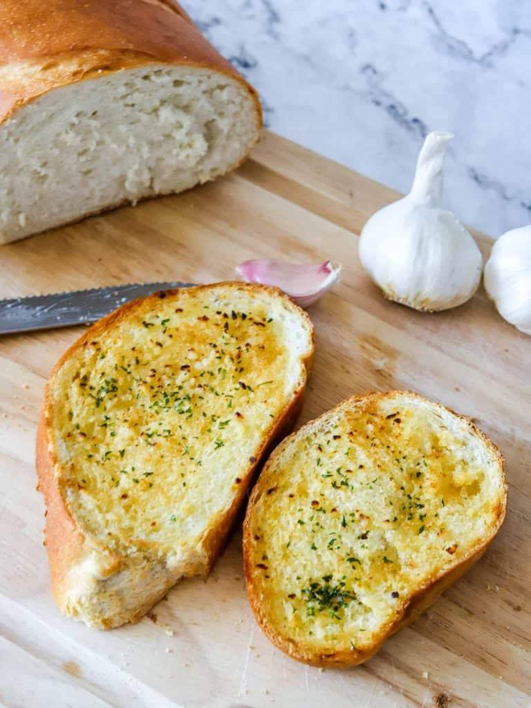 Garlic Bread Air Fryer