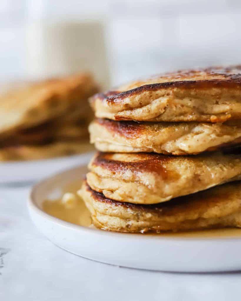 Sourdough Pancakes Vegan
