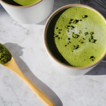 Oatly Matcha Latte Recipe