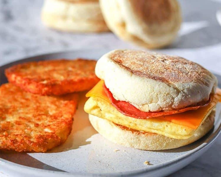 Vegan Egg McMuffins Recipe